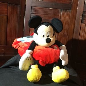 Other - WALT DISNEY  Mickey Mouse I'm sitting in a pillow